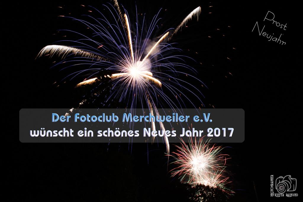 Fotoclub Merchweiler e.V - Prost Neujahr