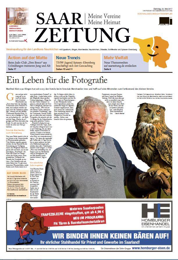Klein Manfred - Ein Leben für die Fotografie
